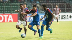 Mohun Bagan Bengaluru FC AFC Cup Group Stage 2017