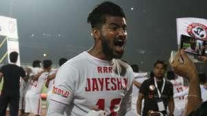 Jayesh Rane Aizawl FC I-League 2017 Champions