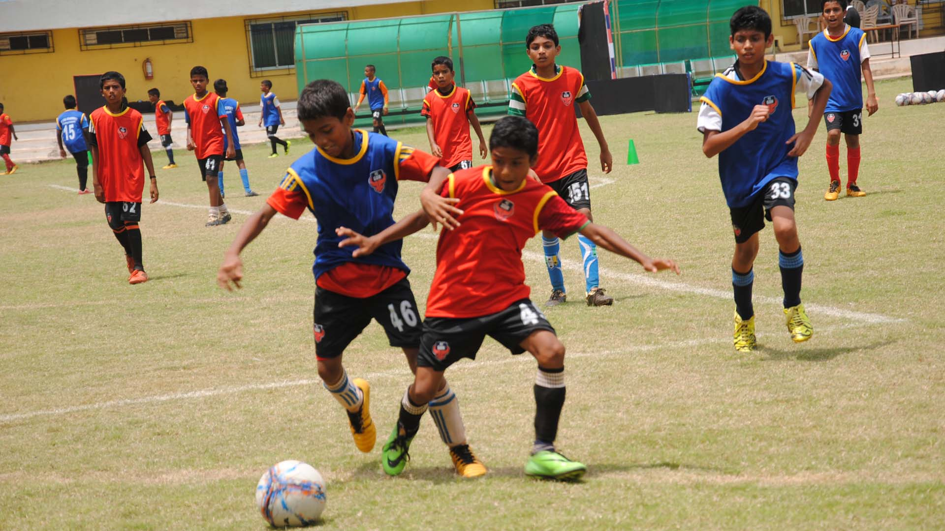FC Goa's Grassroots development programme
