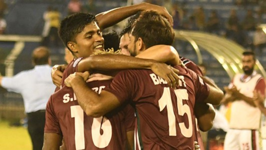 Mohun Bagan East Bengal Federation Cup Semi Final 2017