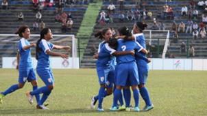 India Women Nepal Women SAFF Women's Championship 2016