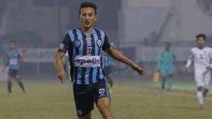 Chencho Gyeltshen Minerva Punjab FC Indian Arrows I-League 2017/2018