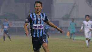 Chencho Gyeltshen Minerva Punjab FC Indian Arrows I-League 2017/2018