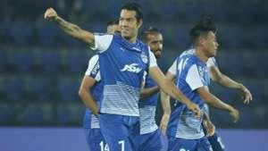 Nicolas Fedor (Miku) NorthEast United FC Bengaluru FC ISL 4 2017/2018