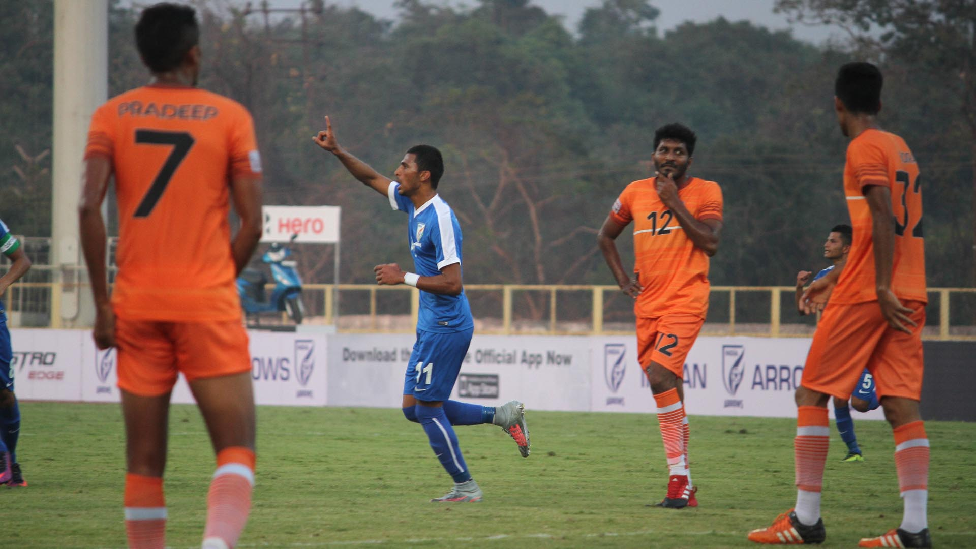 I-League: Luis Matos explains why Aniket Jadhav didn't participate in AFC Under-19 qualifiers
