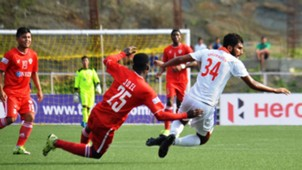Aizawl FC Sporting Clube de Goa Federation Cup 2016