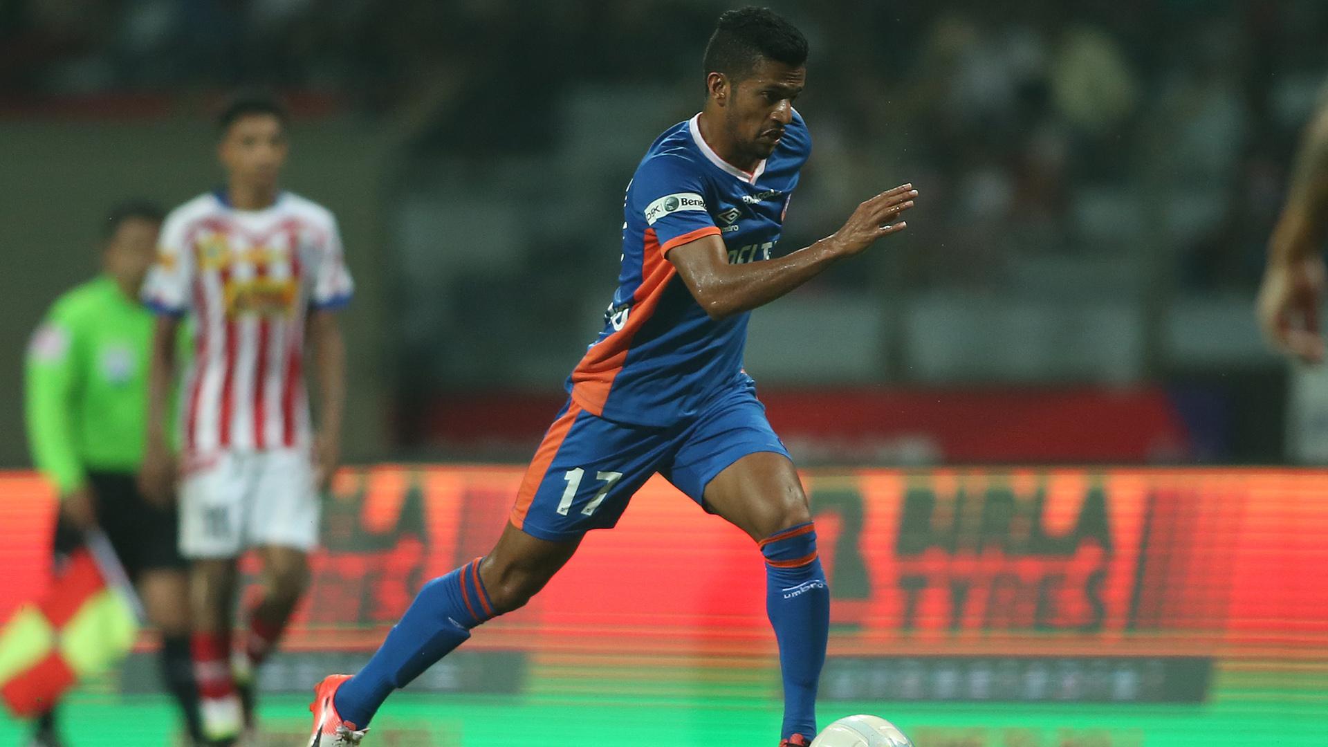 Mandarrao Dessai Atletico de Kolkata FC Goa ISL season 3 2016