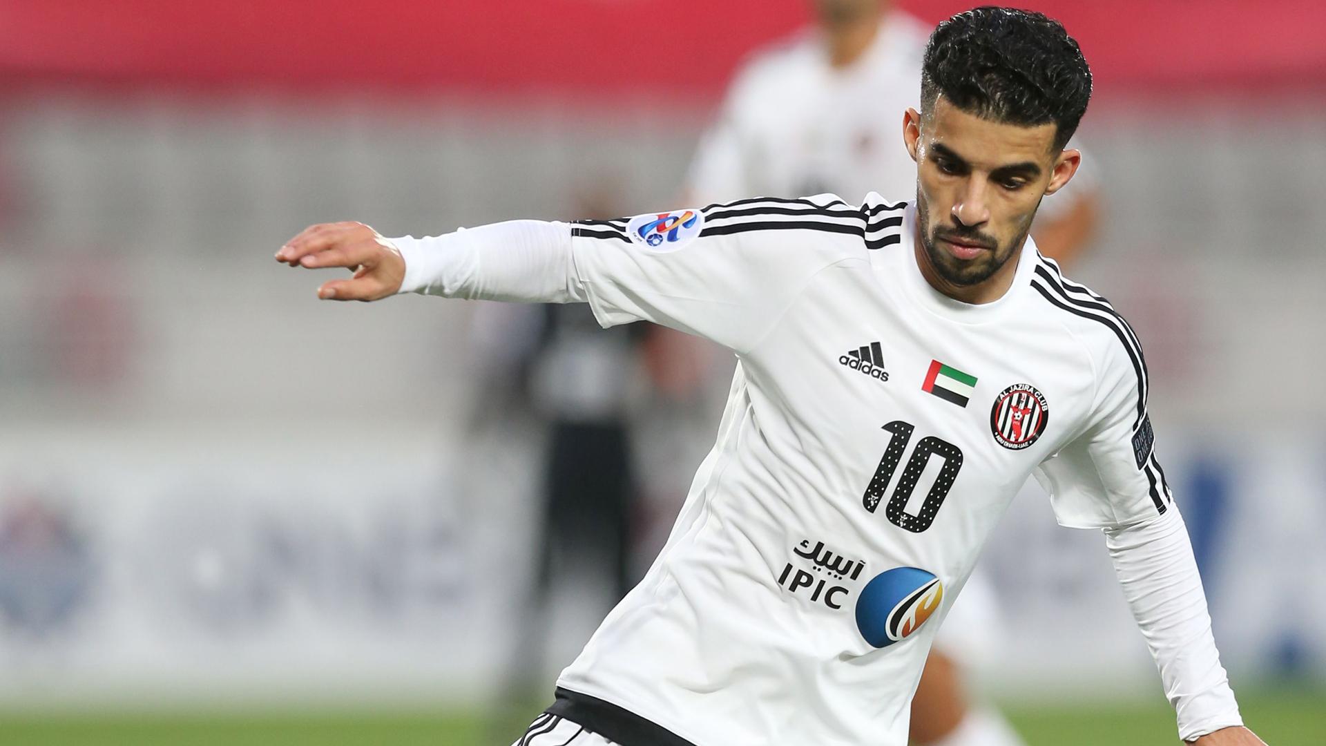 Boussoufa Mbark Lekhwiya Al-Jazira AFC Champions League 2017