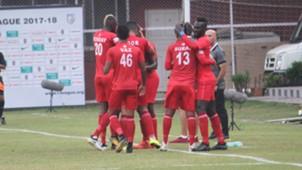 Churchill Brothers Aizawl FC I-League 2017/2018