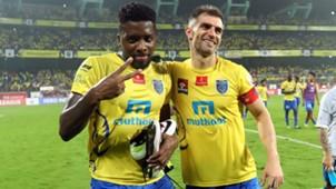Antonio German Aaron Hughes Kerala Blasters FC FC Pune City ISL season 3 2016
