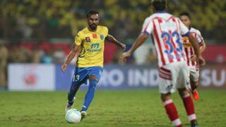 CK Vineeth Kerala Blasters FC Atletico de Kolkata ISL final season 3 2016