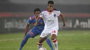 Shylo Malsawmtluanga Delhi Dynamos FC FC Goa ISL season 2