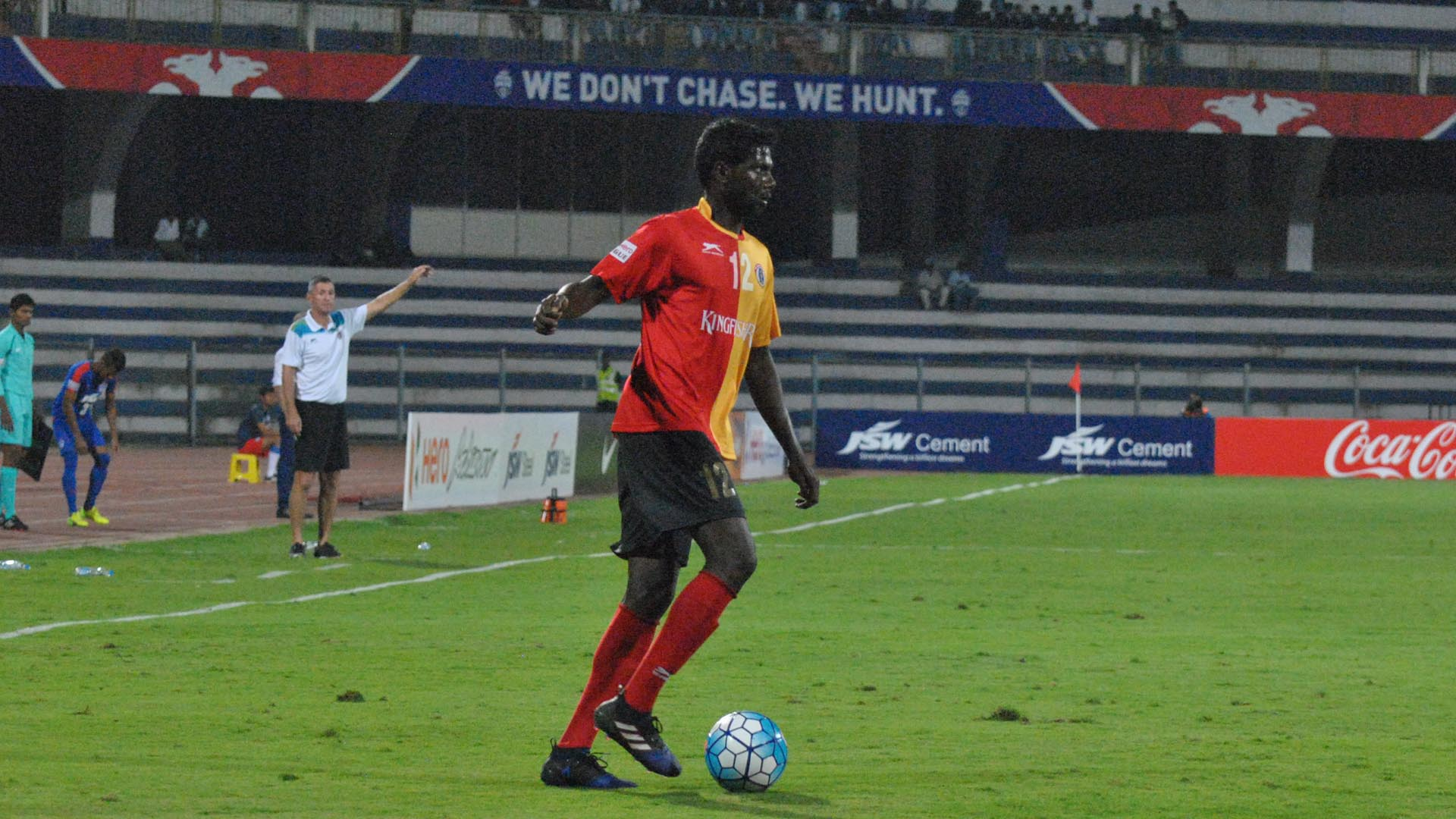 Rowllin Borges Bengaluru FC East Bengal I-League 2017
