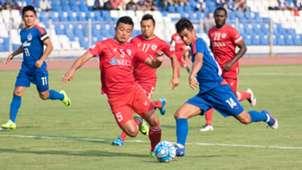 Bengaluru FC Aizawl FC I-League 2017