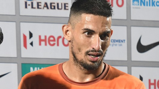 Murilo Mohun Bagan Chennai City FC I-League 2017/2018