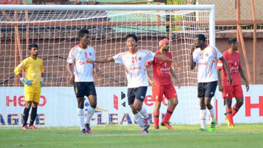 Thongkhosiem Haokip Churchill Brothers East Bengal FC I-League 2017