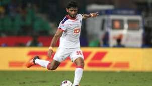 Anas Edathodika Chennaiyin FC Delhi Dynamos FC ISL season 2