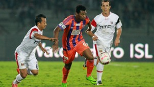 Kalu Uche NorthEast United FC FC Pune City ISL season 2