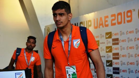 2c861eb009c AFC Asian Cup 2019: Gurpreet Singh Sandhu - India not an easy team to play  against | Goal.com