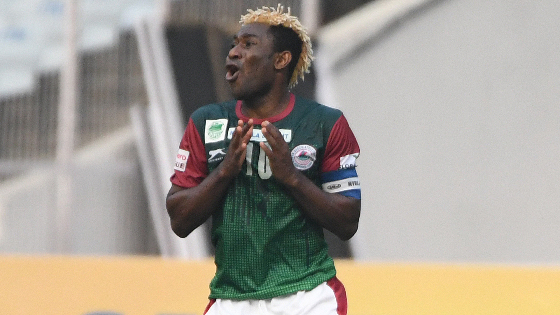 Sony Norde Mohun Bagan I-League 2017/2018