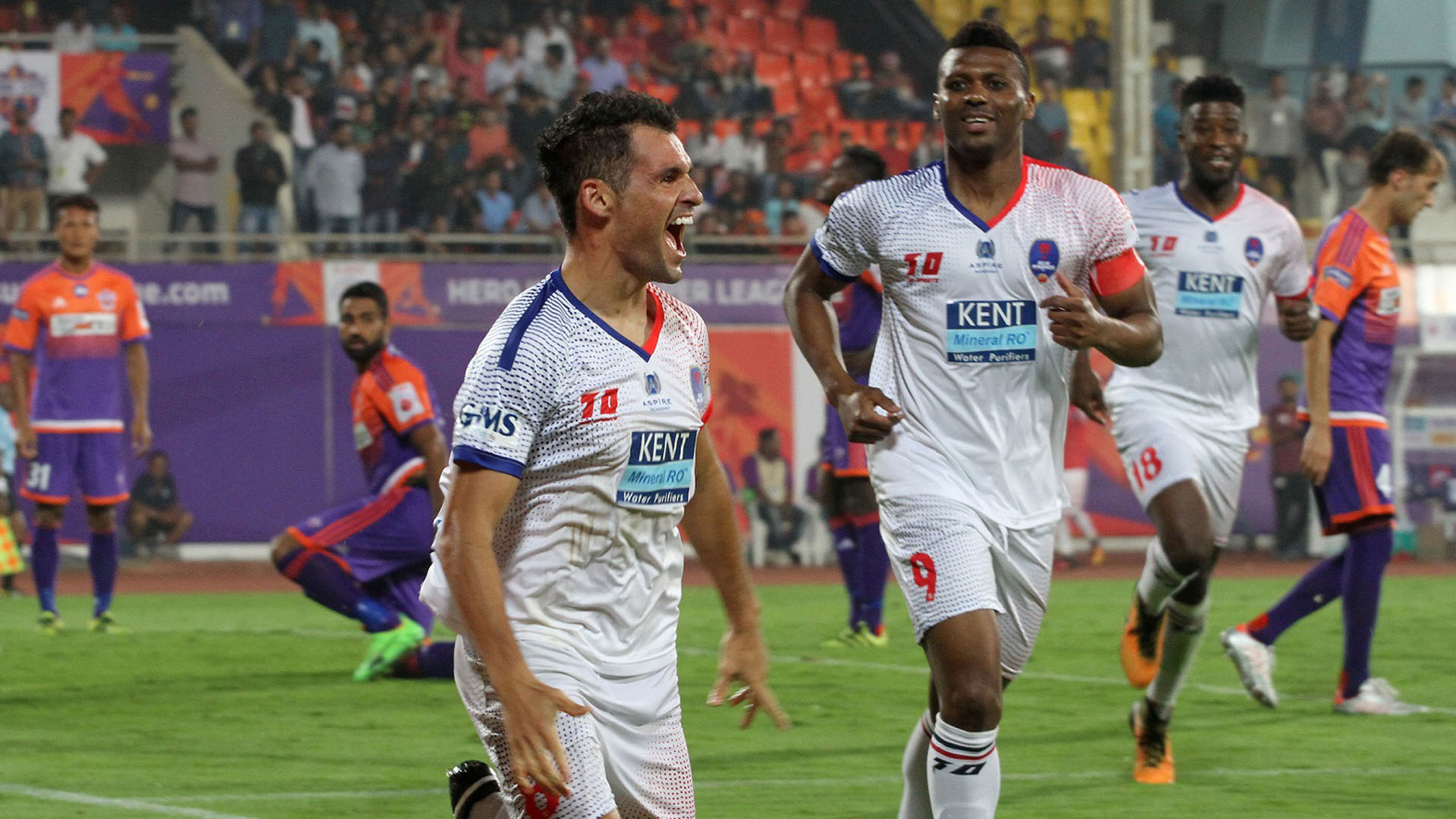 ISL 2017: Delhi Dynamos v NorthEast United - TV channel, stream, kick-off time & match preview