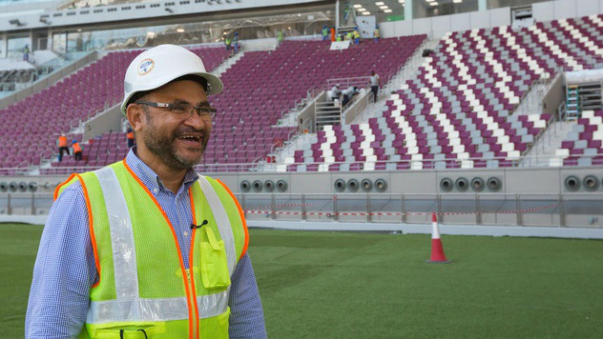 2022 World Cup: USA and Mexico will need Qatar's cooling technology, says engineer Saud Abdul Ghani