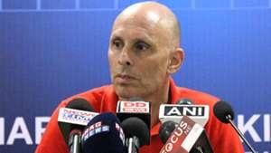 Stephen Constantine India National Team