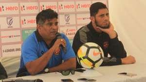 Bino George Indian Arrows Gokulam FC I-League 2017/2018
