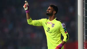 Amrinder Singh Atletico de Kolkata Mumbai City FC ISL semi final season 3 2016