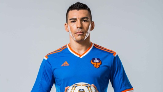 Lucio FC Goa ISL