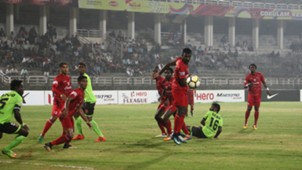 Gokulam FC Churchill Brothers I-League 2017/2018