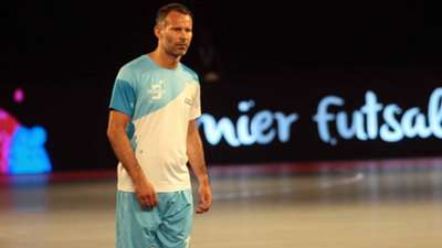 Ryan Giggs Chennai 5's Mumbai 5's Premier Futsal India