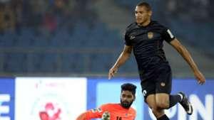 Danilo Delhi Dynamos FC NorthEast United FC ISL Season 4 2017/2018