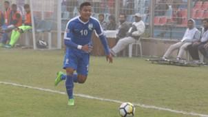 Edmund Lalrindika Indian Arrows East Bengal I-League 2017/2018