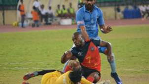 Chennai City FC Churchill Brothers SC I-League 2017