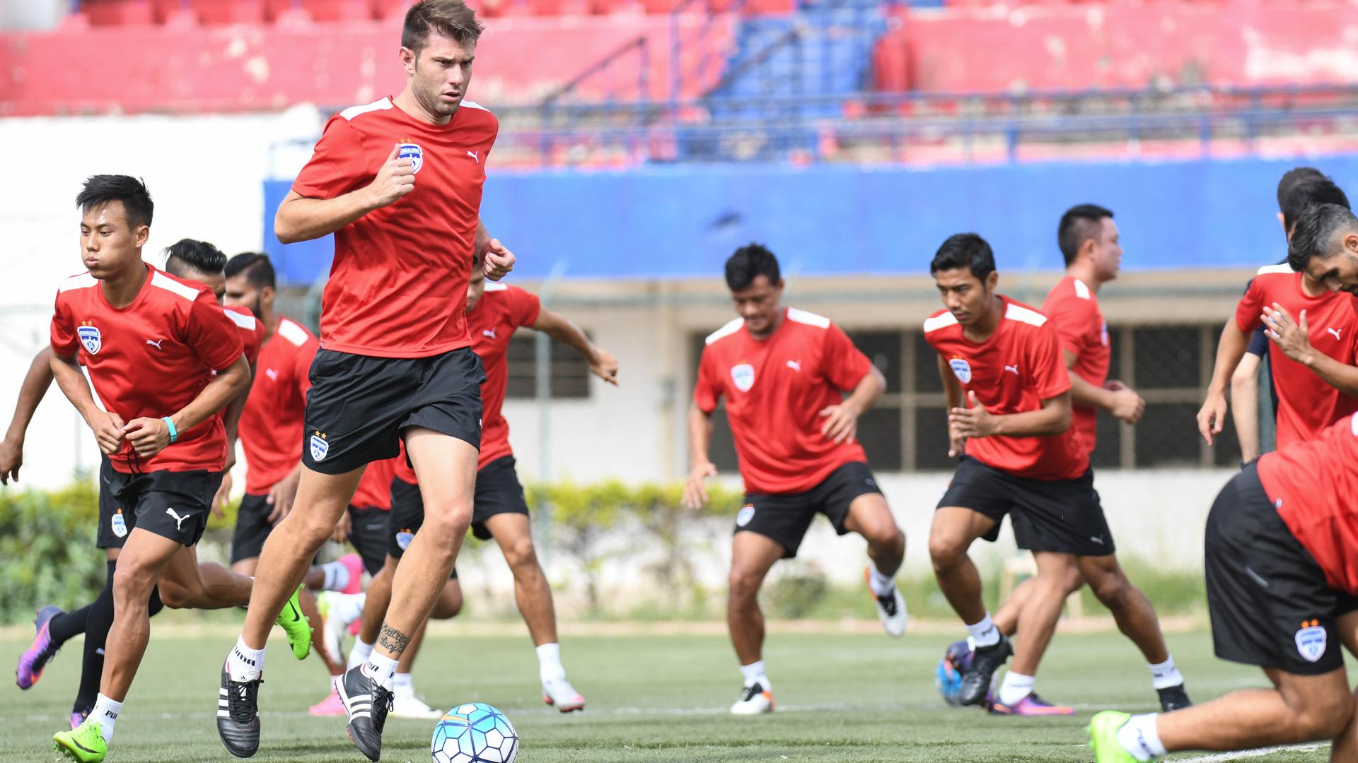 Bengaluru FC Training Session