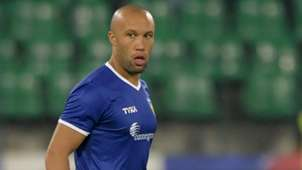 Mikael Silvestre of Chennaiyin FC during ISL match