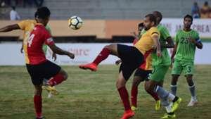 Chennai City FC East Bengal FC I-League 2017/2018