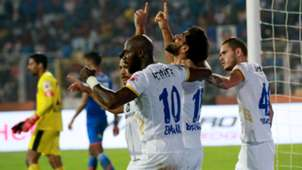 Balwant Singh FC Goa Mumbai City FC ISL 4 2017/2018