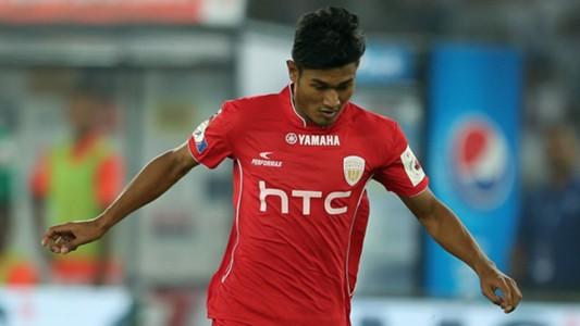 Holicharan Narzary Delhi Dynamos FC NorthEast United FC ISL season 3 2016