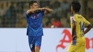 Coro FC Goa Kerala Blasters FC ISL 4 2017/2018