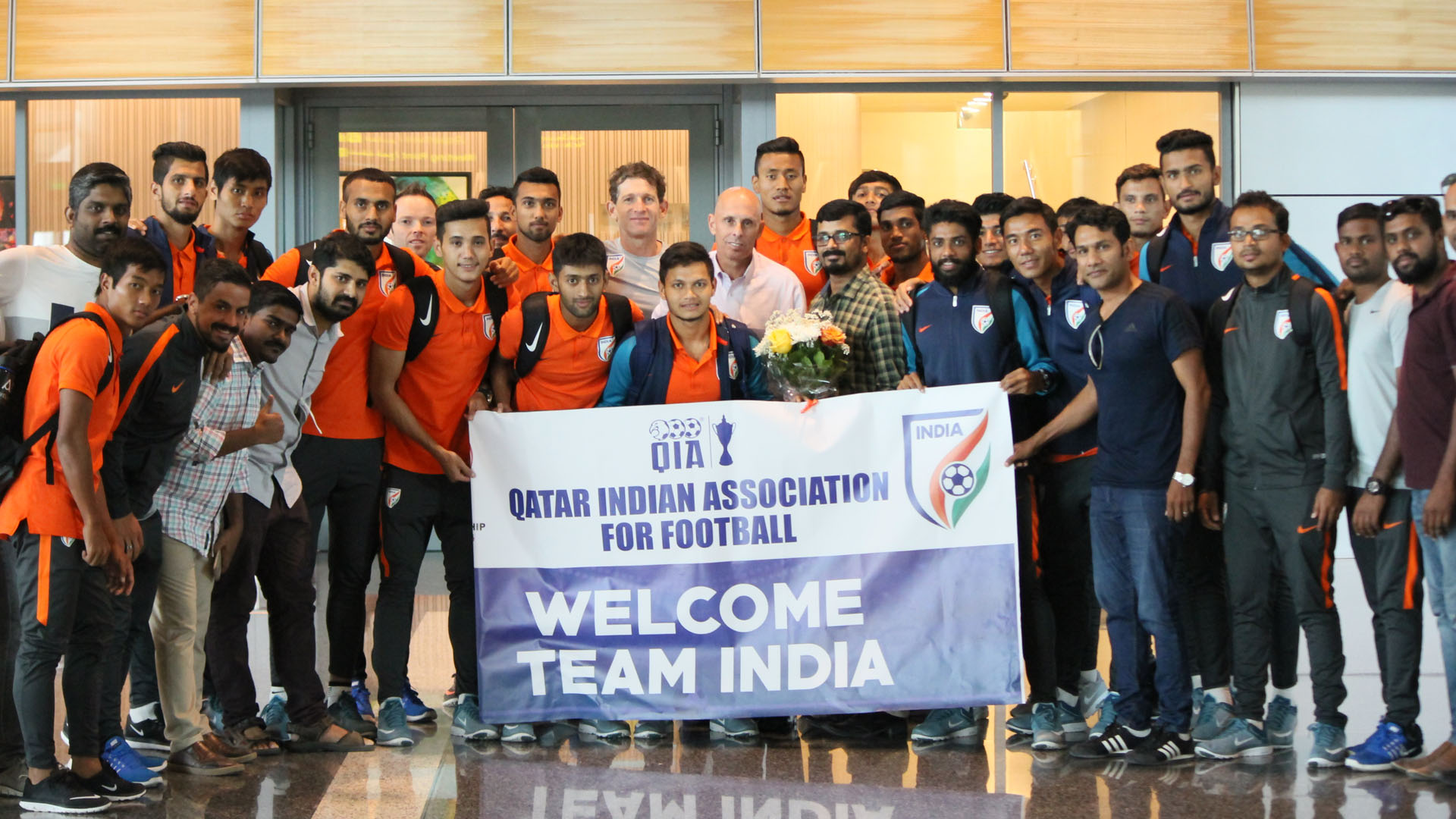 AFC U-23 Championship qualification: Qatar U23 1-0 India U23 - Colts