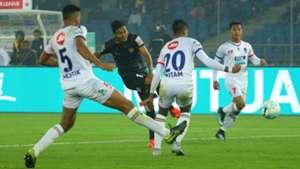 Holicharan Narzary Delhi Dynamos FC NorthEast United FC ISL Season 4 2017/2018