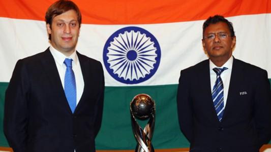 Javier Ceppi Kushal Das FIFA U-17 World Cup India 2017