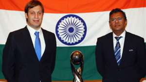 Javier Ceppi Kushal Das FIFA U-17 World Cup India 2017