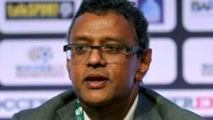 Soccerex 2014 AIFF general secretary Kushal Das