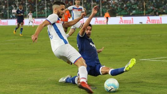 Ferran Corominas Telechea Chennaiyin FC FC Goa ISL season 4 2017/2018