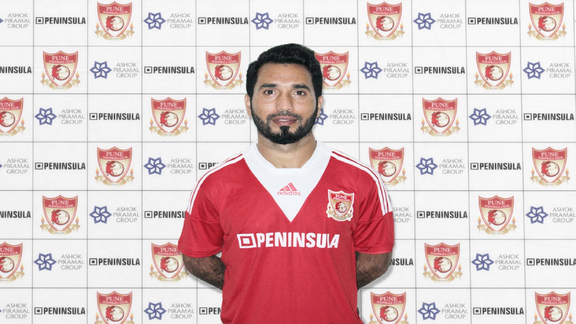 Ishfaq Ahmed Pune FC