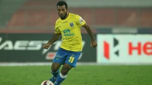 Ishfaq Ahmed Delhi Dynamos FC Kerala Blasters FC ISL season 2