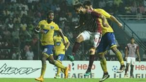 Mohun Bagan Mumbai FC I-League 2017